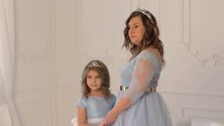 Фотосессия: мама и дочка