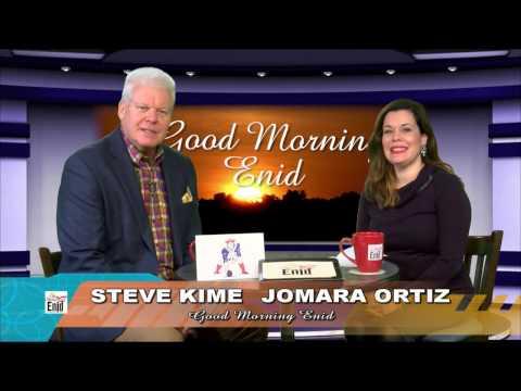 Good Morning Enid - (January 12, 2017) - Joe Newsom [Retired Financial Planner]
