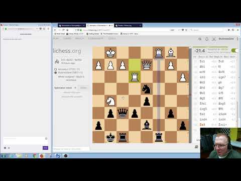 Chess Cruncher TV The Climb to 2500 in Tactics 1 31 2018