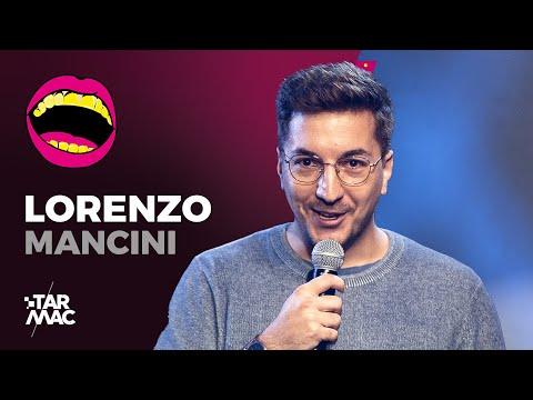 LORENZO MANCINI fait de l'humour intelligent  • TARMAC COMEDY