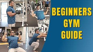 Workout and Diet for Beginners | Complete Guide to Gym | Yatinder Singh