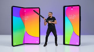 The Truth About The Samsung Galaxy Z Fold 3 - 2 Weeks Later