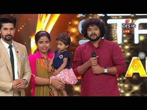 Shasank Sekhar in Raising star Season2 Colors tv