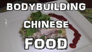 Bodybuilding Chicken Fried Rice, E.b Style