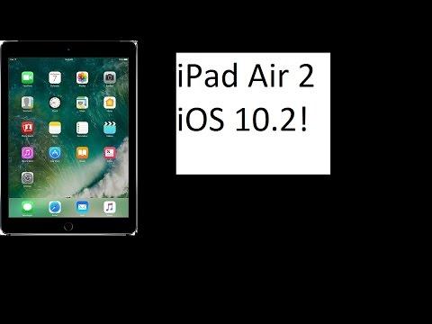 Ios 10 Ipad Air
