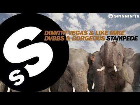 Dimitri Vegas \u0026 Like Mike vs DVBBS \u0026 Borgeous - Stampede (OUT NOW) indir