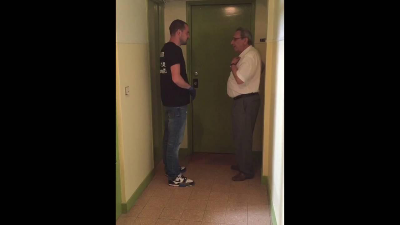 Ouverture De Porte Claquée Avec Une Radio YouTube - Porte claquée