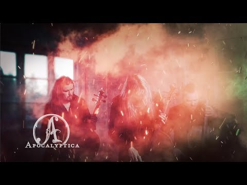Apocalyptica - Ashes Of The Modern World (Official Video)