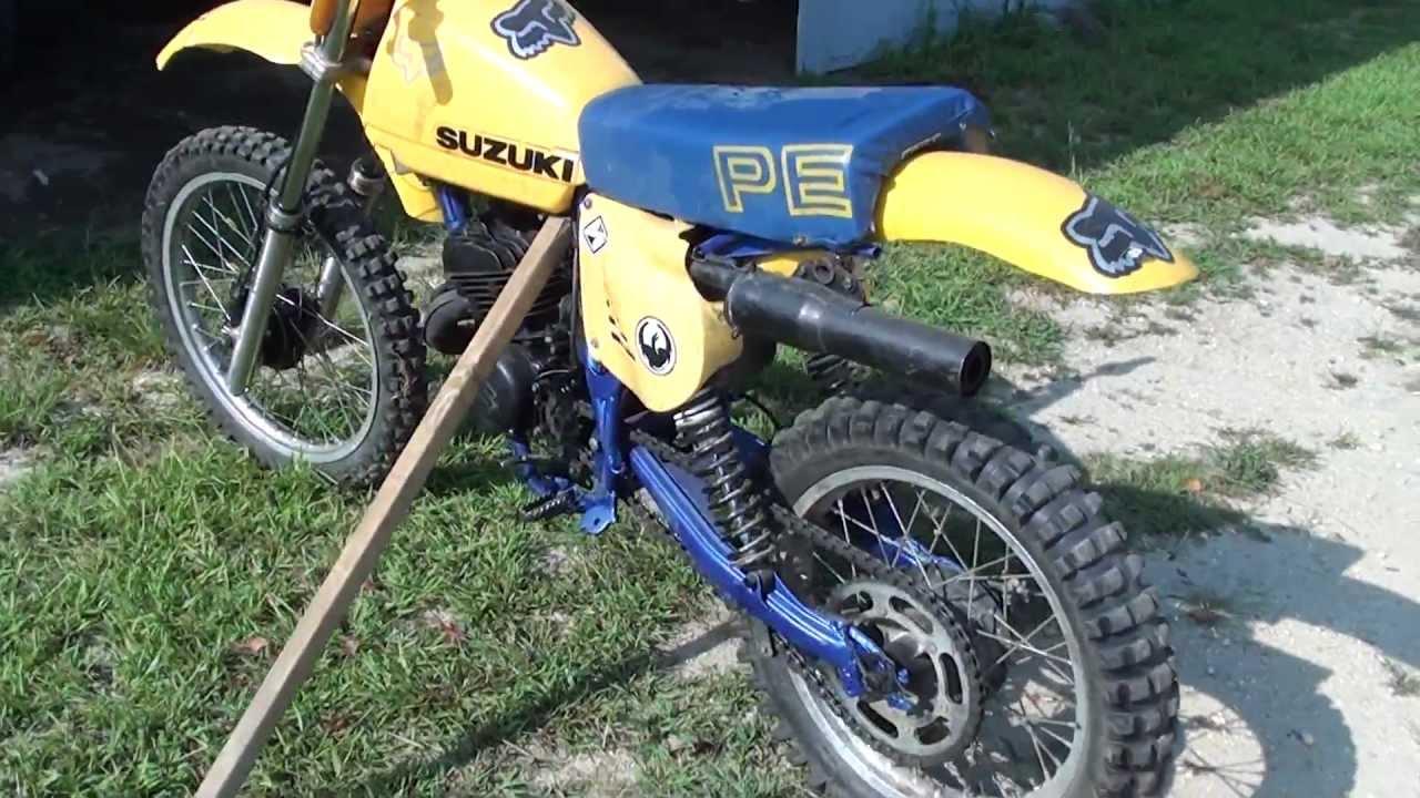Suzuki   Stroke Bike