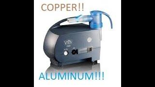 Scrapping a Nebulizer for FREE COPPER!! -Moose Scrapper episode #272