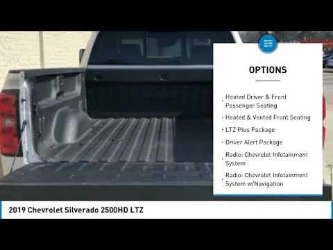 2019 Chevrolet Silverado 2500HD 2019 Chevrolet Silverado 2500HD LTZ FOR SALE in Cullman, AL 19-460