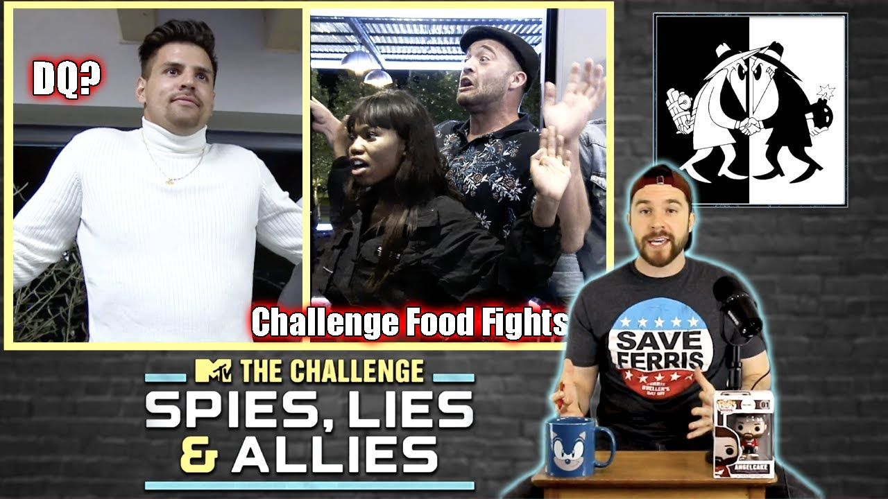 Download Will Fessy Be DQ'd? Cliffhanger Theories & Food Fights - The Challenge 37 Ep 6 Discussion & Opinions