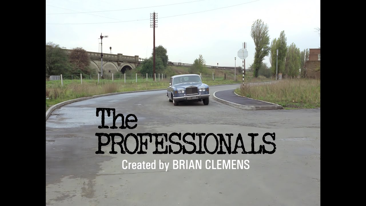 The Professionals – S1 Ep10 – Stake Out