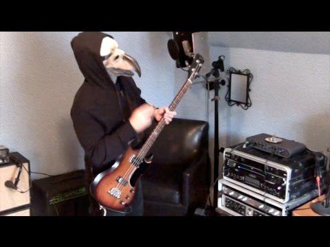 2014 Gibson SG Special Bass Demo
