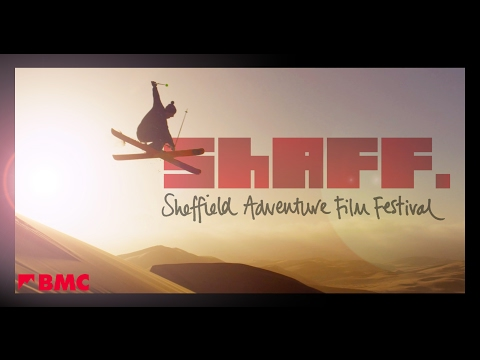 SHAFF 2017 Trailer | Sheffield Adventure Film Festival