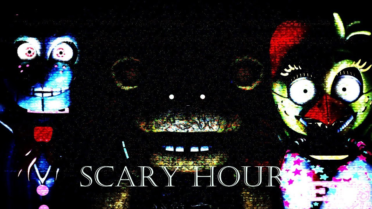 [SFM/FNAF] Scary Hour : Freddy Story (After Serie)