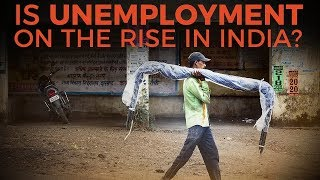 Unemployment Rate Doubles In India