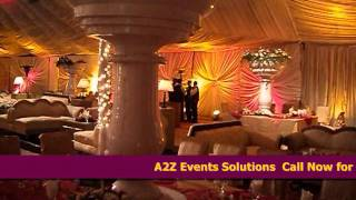 Best and Latest Thematic Wedding Setups Designers in Lahore, Pakistan by A2Z Events Solutions