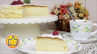 Японский Хлопковый Чизкейк, Очень Нежный Десерт! | Japanese Cotton Cheesecake