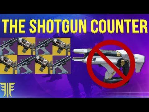 Telesto the only counter to Shotguns? – Destiny 2 Forsaken