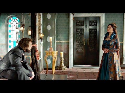 """Кесем Султан и Мурад. """"Если хватает сил, лиши меня жизни"""""""