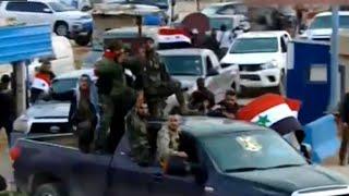Syrie : des combattants pro-régime entrent dans l'enclave kurde d'Afrin