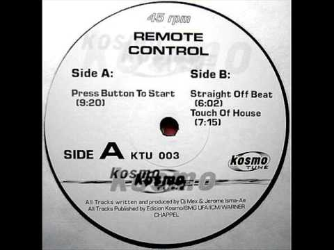 Remote Control  –  Touch Of House