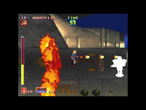 Let's Play Shock Troopers:Taking Off After The Boss |