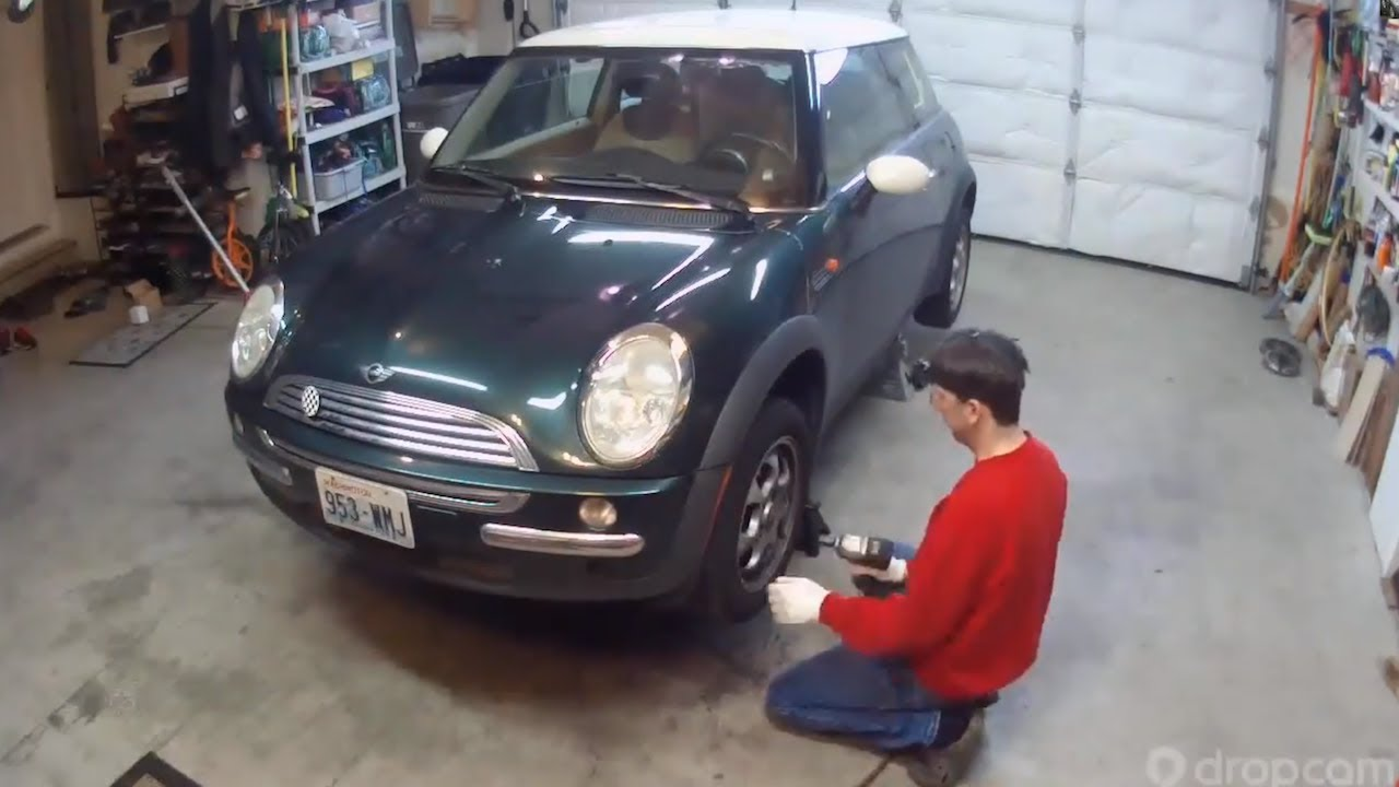 Time Lapse - MINI Cooper Clutch/Transmission removal ...