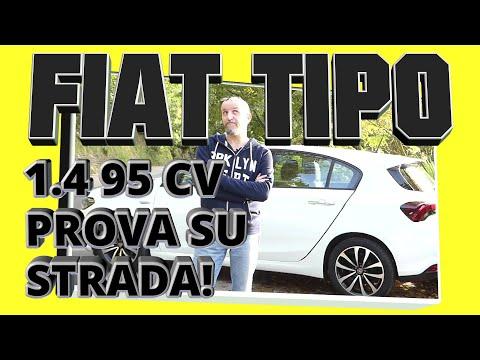 Fiat Tipo 1400 16V 95 CV: LA MIA PROVA SU STRADA!