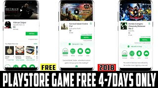 Download Premium Game And Apps For Free in Playstore Sale 2018