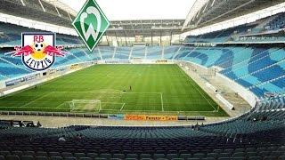 Werder Fans in Leipzig ( 8. Spieltag )