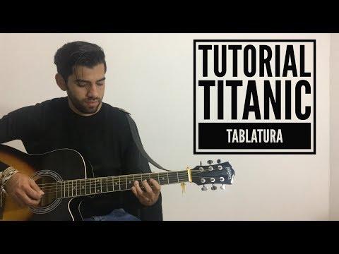 TITANIC | GUITARRA | TABLATURA | TUTORIAL