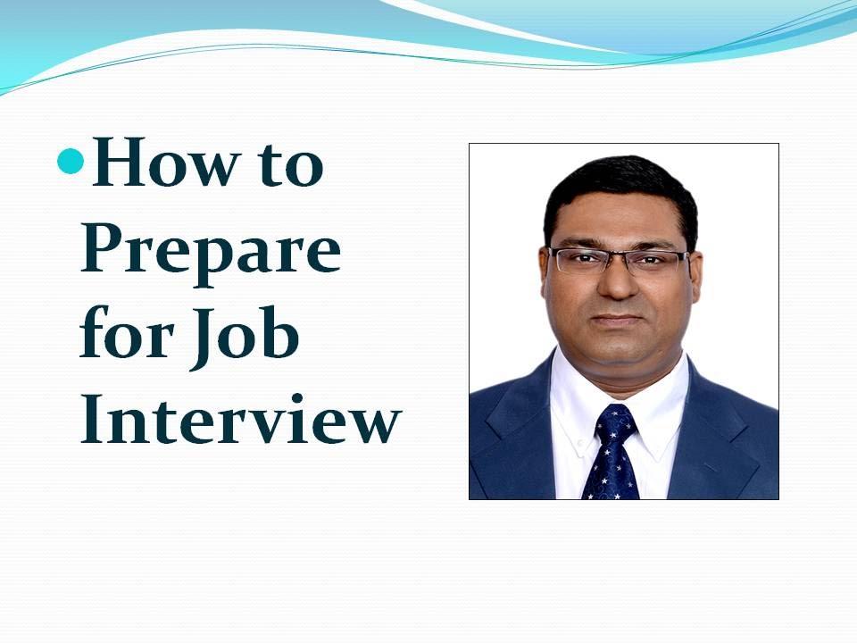 Job Interview preparation - YouTube