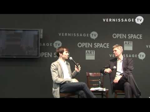Slawomir Elsner in conversation with Georg Imdahl
