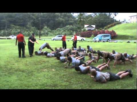 FSM Police Academy 2011