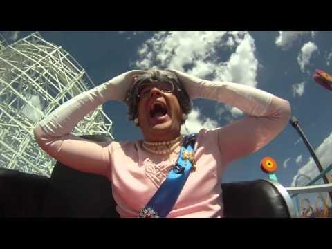 Elizabeth II,  Rollercoaster Queen