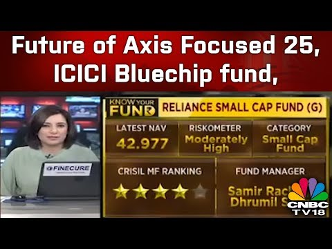 MF Corner | Future of Axis Focused 25, ICICI Bluechip fund, Reliance Small Cap, HDFC Small Cap Fund