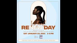 Virtual Renew Day Recap