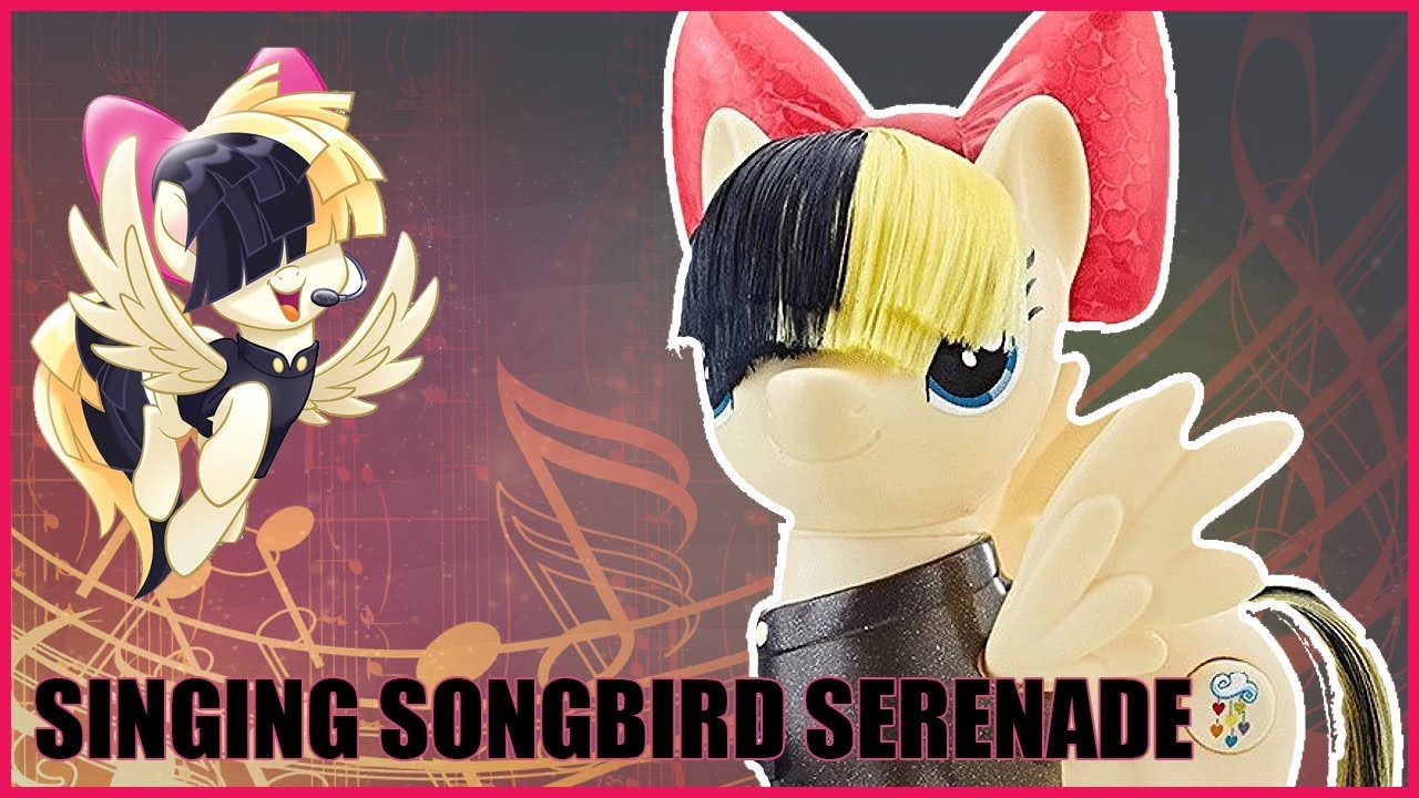 21c6fb69bd7 Singing Songbird Serenade - My Little Pony Target Exclusive - YouTube