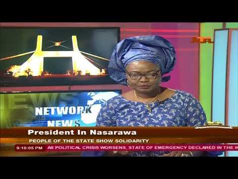 NTA Network News by Veteran Newscaster, Ruth Benamaisia 06/02/2018