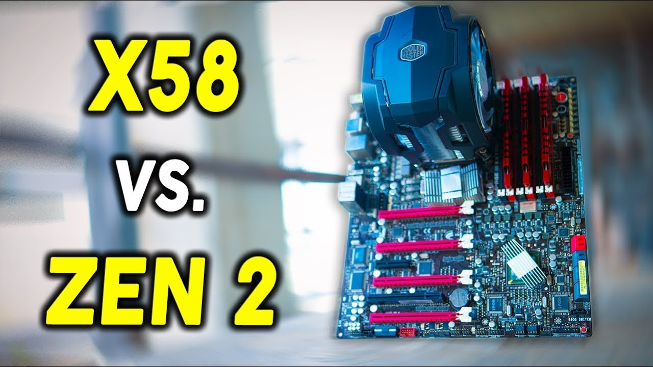 X58 Vs  Ryzen 5 3600 / i5-9400F - Can the 6 Core Xeon STILL Go in 2019   !?