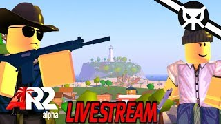 Let's Play Apocalypse Rising 2 [Alpha] ▼ ROBLOX ▼ Livestream ▼