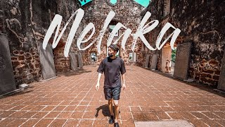 How I Ended Up in Melaka, The Most Historical City in Malaysia | マレーシア最古の都市マラッカ