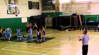 EBC 5 Girls vs 90Ten Fitness -- Memorial Day Tournament Championship 2013