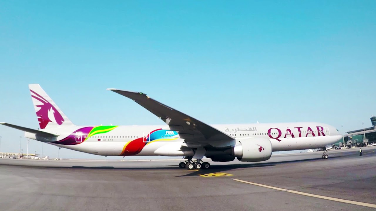 Qatar Airways unveils its new 2022 FIFA World Cup special