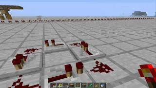 Tutorial - How to make an infinite loop with Redstone Repeaters