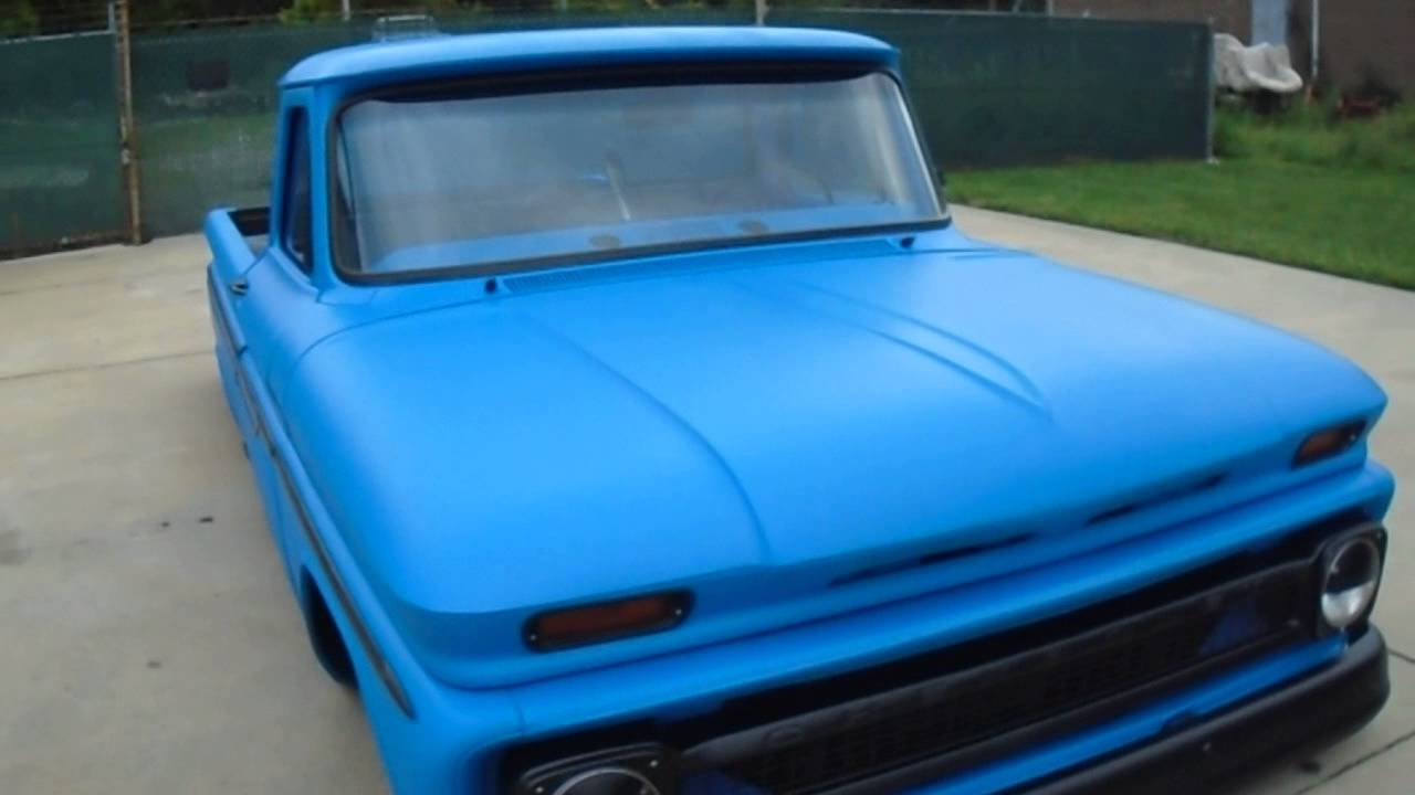 All Chevy 1965 chevy c30 : 1965 Custom C10 pick up truck air bags body dropped Chevy ...