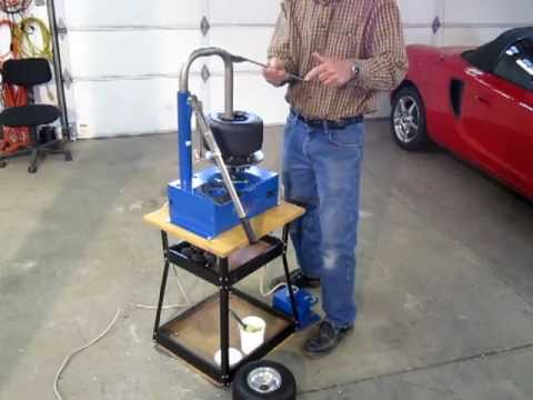 Tire Changing Hand Tools >> MVI 0116 - YouTube