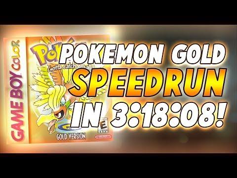Pokemon Gold/Silver World Record
